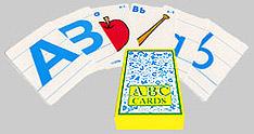 ABCカード(トランプサイズ)